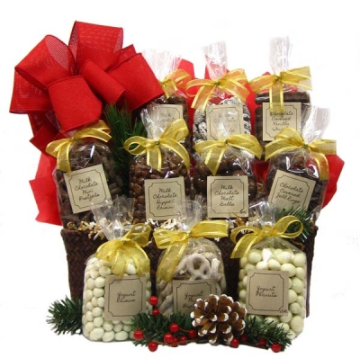 Decorate Any Gift Basket For the Holidays~Site Wide