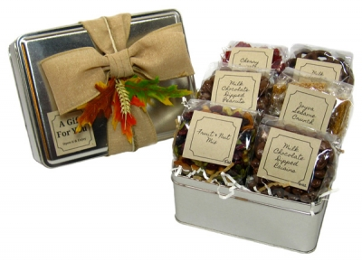 Gift Tin ..... So Good For Fall