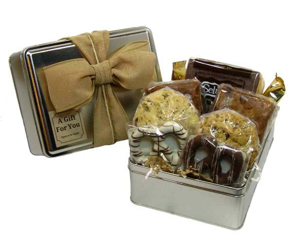 Gift Tin ..... So Good To Nosh