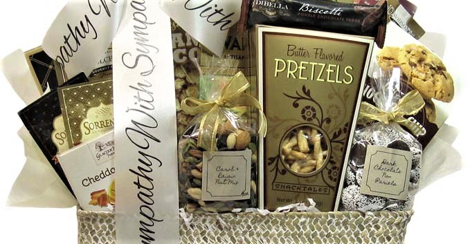 Gift Baskets For Friends, Family & Business Associates